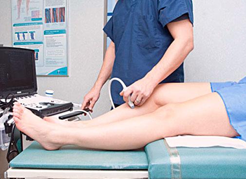 Ultrassonografia Doppler Vascular