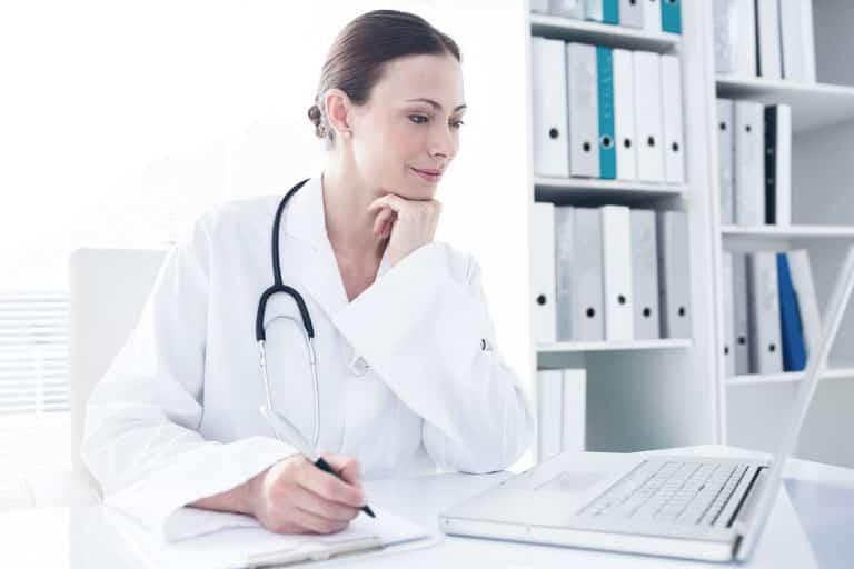 Consulta de endocrinologia